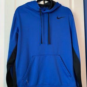 Nike Mens Therma-fit Hooded Sweatshirt Medium